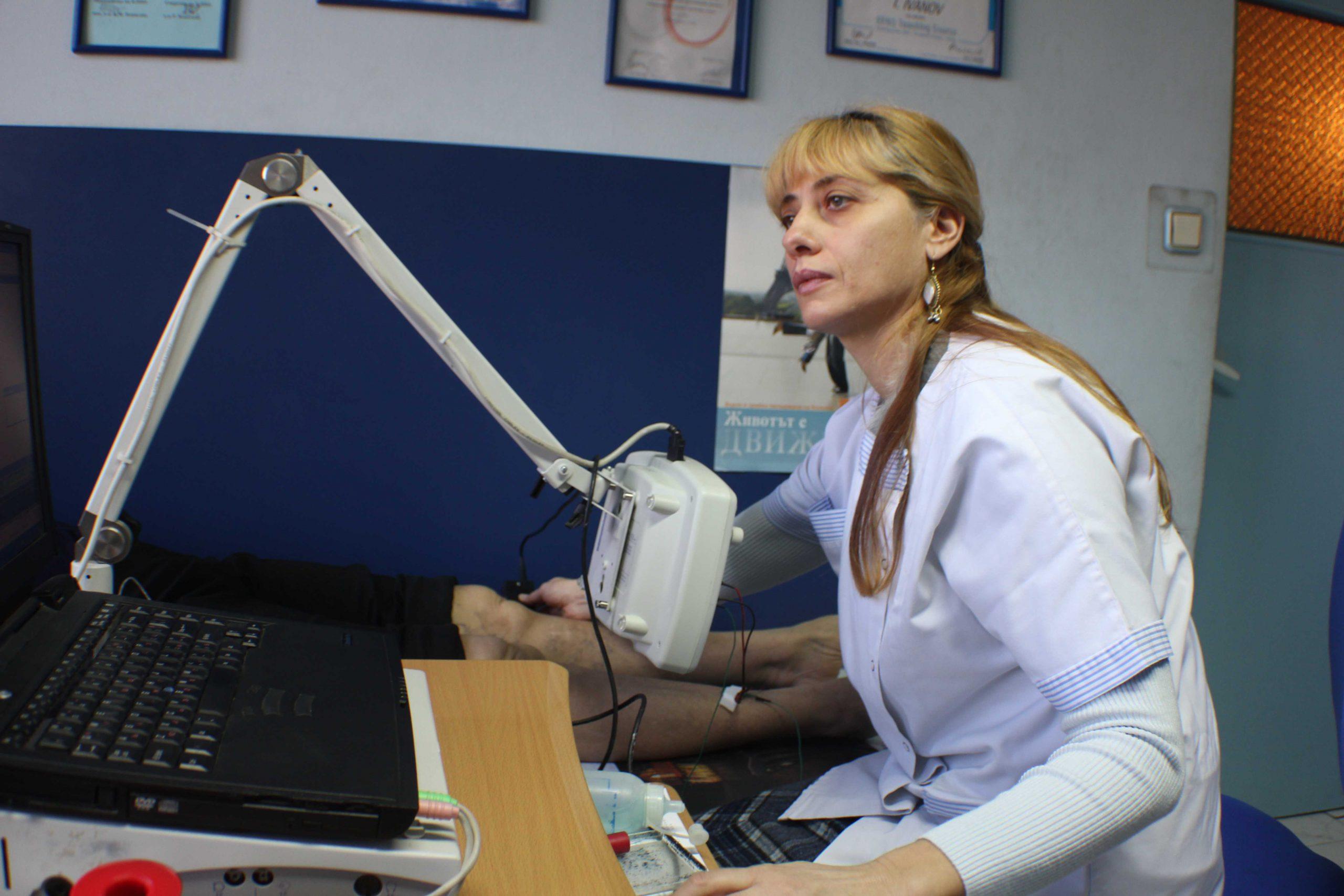 Д-р Габриела Чалова – невролог