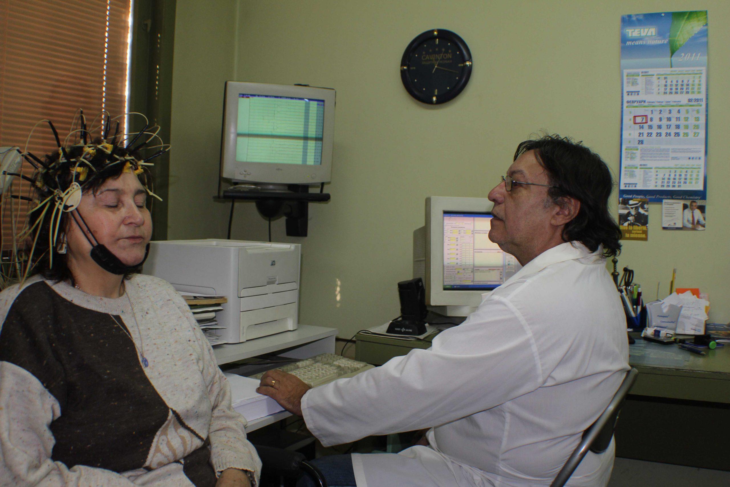 Д-р Йордан Йорданов – невролог